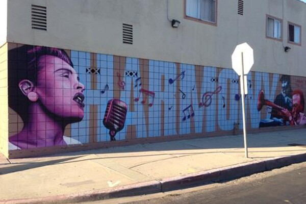'Harmony' mural in North Long Beach | Photo: Councilmember Rex Richardson Facebook