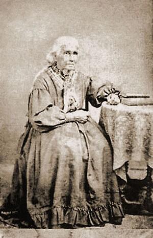 Doña Maria Bernarda Ruiz de Rodriguez