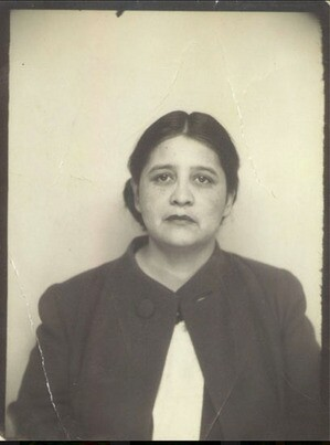 Refugia Marmolejo, Margaret Garcia's grandmother. Photo courtesy Margaret Garcia