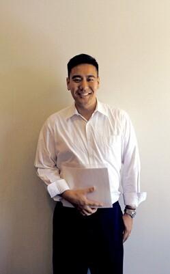 Eric Tanaka, fifth generation funeral director at Fukui Mortuary