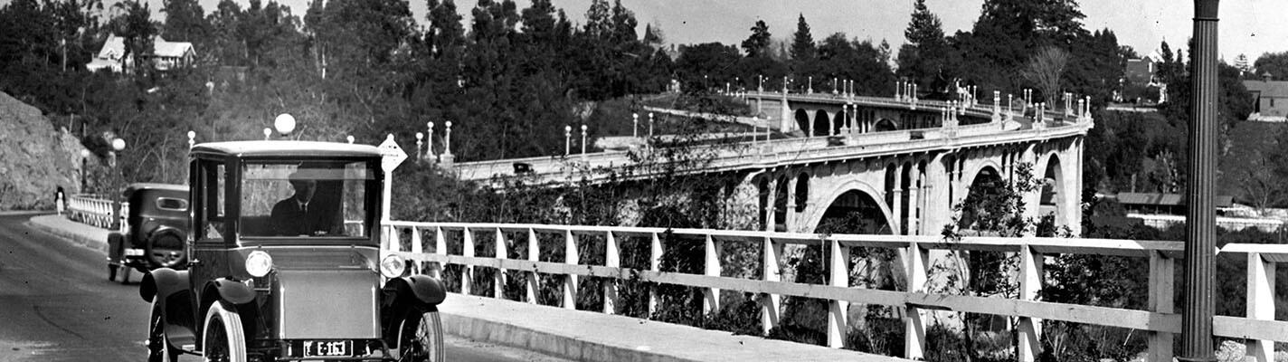 Colorado Street Bridge in Pasadena
