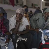 Mexican photojournalist Omar Martínez documents Haitians in Tijuana