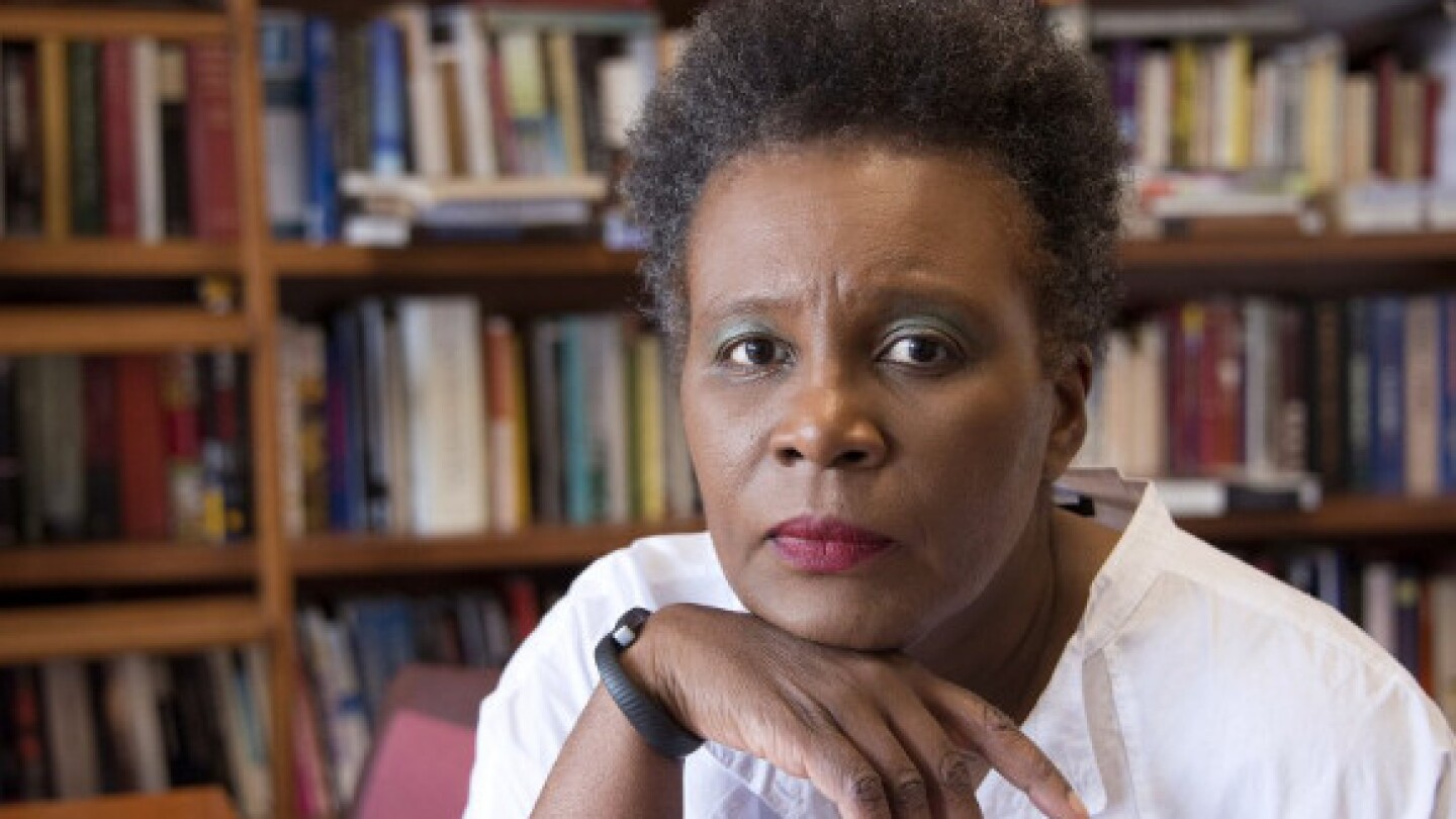 Claudia Rankine. | Photo: John Lucas.