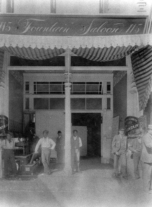 Fountain Saloon