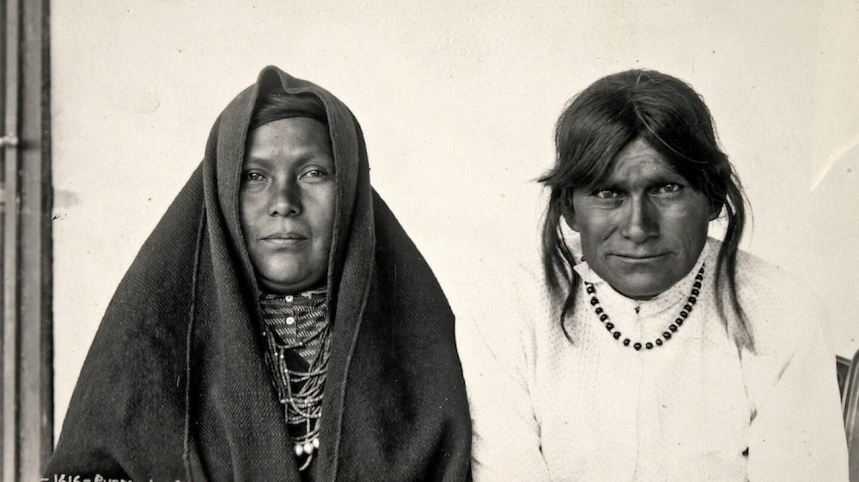 Charles Lummis' New Mexico photography