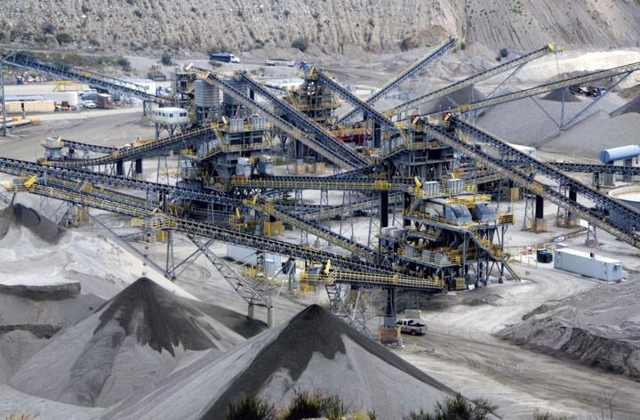 Irwindale mining