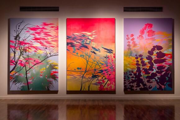 "Devon Tsuno, ""Invasive Horticulture (Los Angeles River),"" 2015. | Photo: Courtesy of the UCR Barbara and Art Culver Center of the Arts."