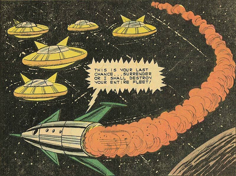"Space Adventures Vol.3 No.56, ""Space Narcosis"" 