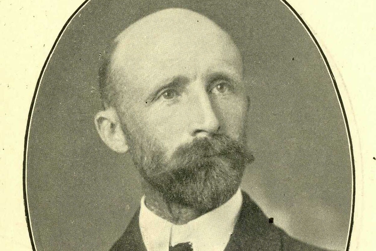 John Parkinson, architect