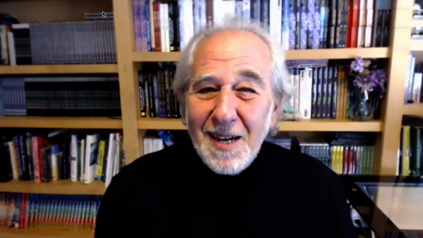 "Developmental biologist Bruce Lipton speaks on ""Kamp Solutions: Beyond the Virus."""