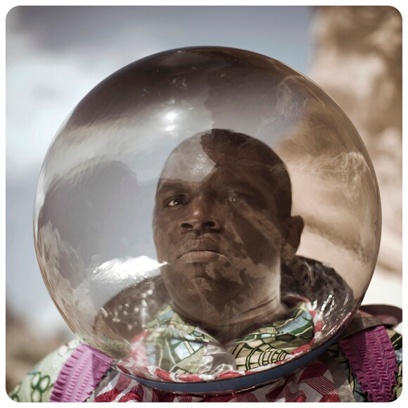 """Still from """"Afronauts"""" by Cristina De Middel, 2013. The work was part of short film program """"Black Radical Imagination 2013,"""" curated by Erin Christovale and Amir George."""