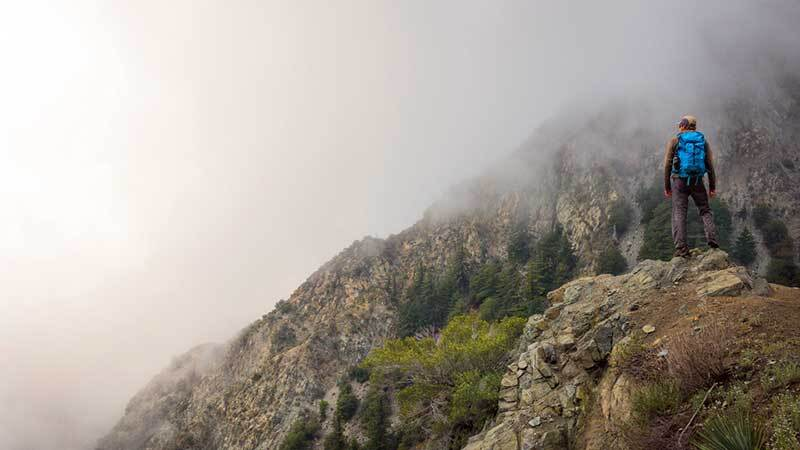 Threatened: The San Gabriel Mountains National Monument | Photo: Mason Cummings, The Wilderness Society