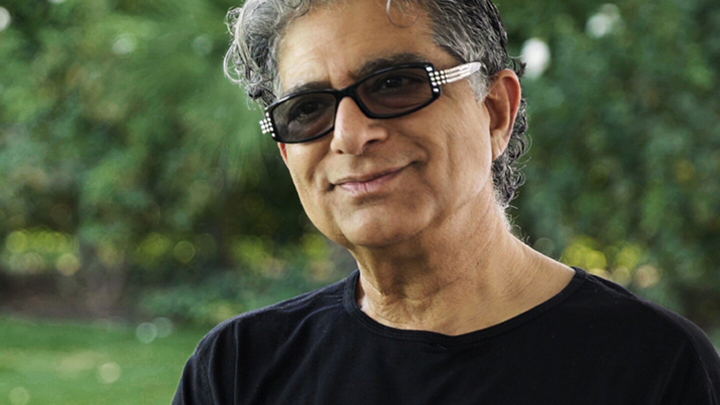 Deepak Chopra | Still From Kamp Solutions