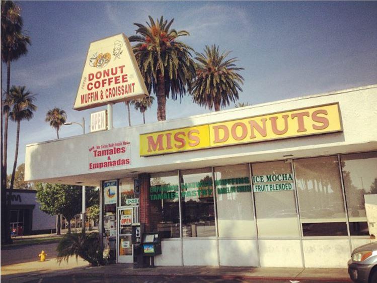 Miss Donuts in Reseda