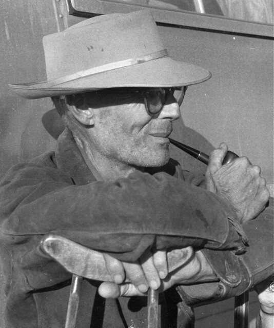 Norton Allen was severely disabled due to a spine ailment, yet traveled into remote parts of the desert to make his maps. | Courtesy of the Arizona State Museum, University of Arizona, Tucson