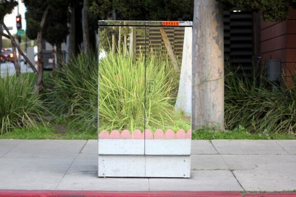 L.A. Utility Box Art by Joshua Callaghan
