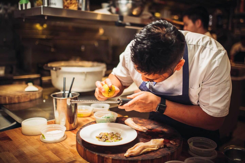 Chef Brandon Jew | Antonio Diaz MKs3