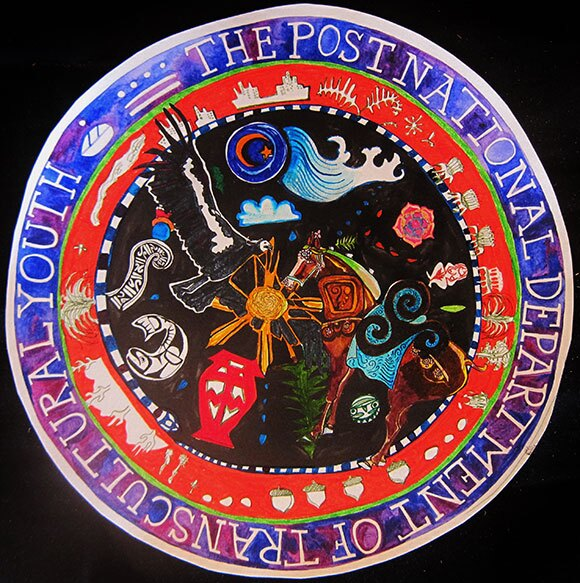 The Postnational Department of Transcultural Youth | Image and permission, Sarita Dougherty.