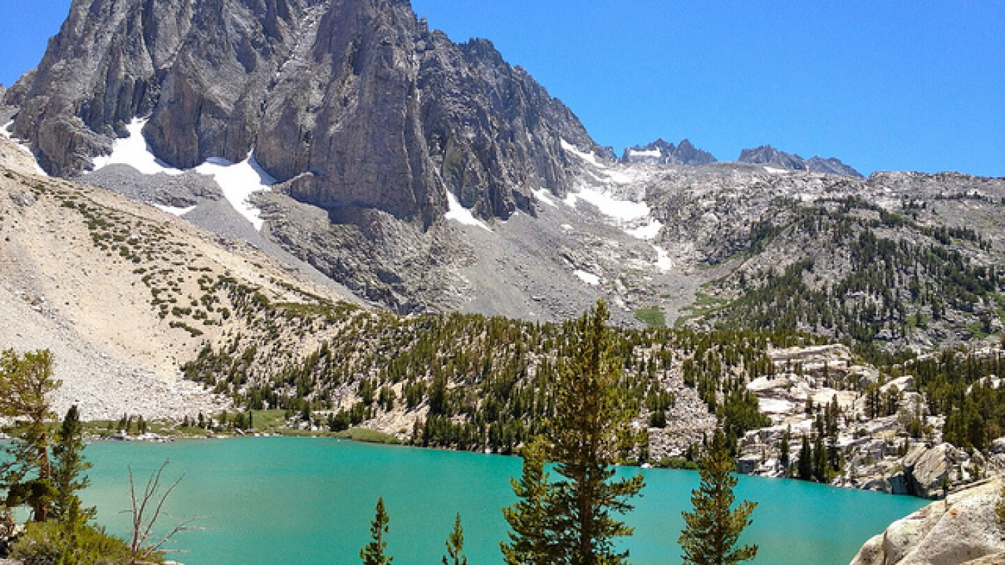 You can now get closer to the Big Pine Lakes area via Glacier Lodge Road.