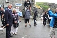 Doc Martin Behind The Scenes