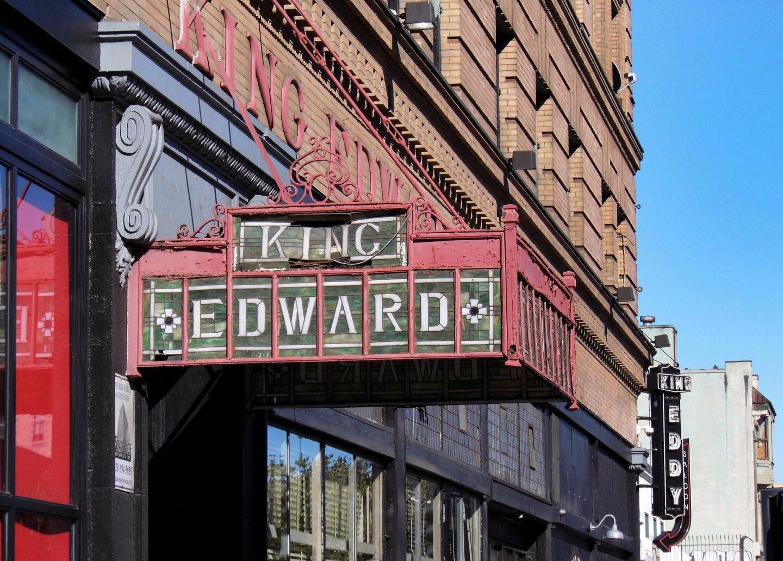 King Edward Hotel| Sandi Hemmerlein