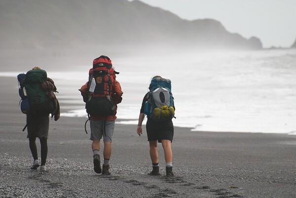 Hiking the Lost Coast Trail