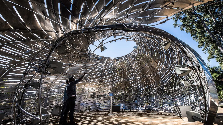 Orbit Pavilion | NASA JPL-Caltech