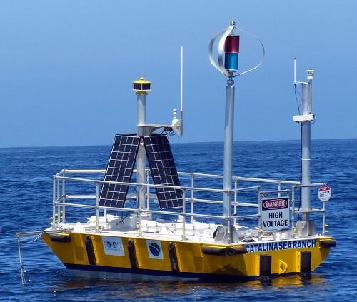 Catalina Sea Ranch's NOMAD buoy