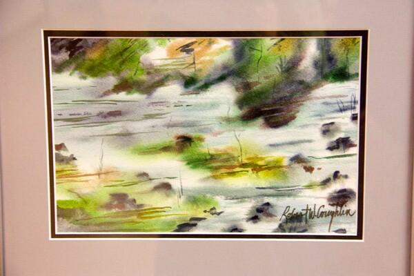 Robert Coughlin's 'River After a Storm'