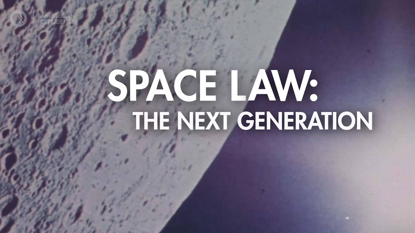 Space Law, The Next Generation cover
