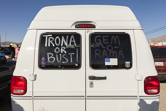 Trona or Bust! The 72nd Gem-O-Rama, October 2014