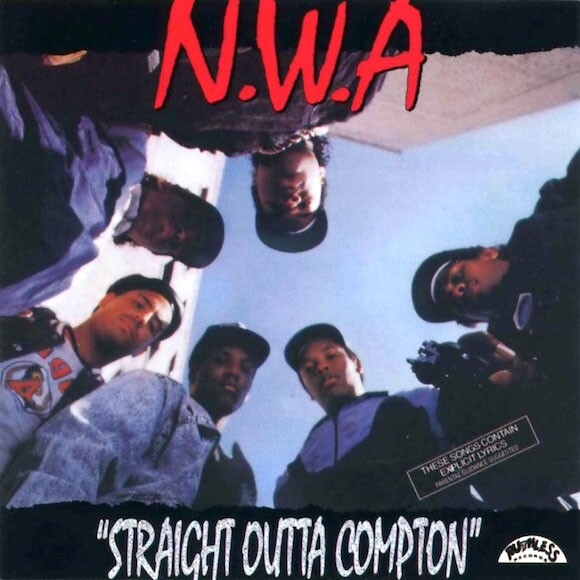 N.W.A.: Straight Outta Compton (Ruthless, 1988)