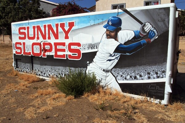 Reggie Smith by Levi Ponce, completed March 2012 I iamsanfernando