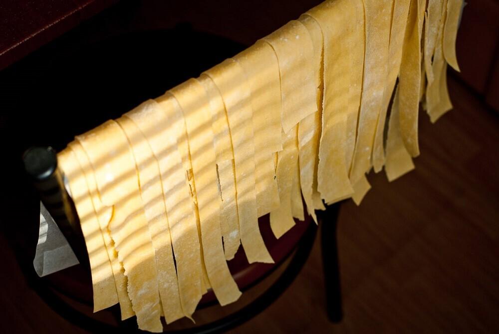 Dried Pasta | Mikko Kuhna/Flickr