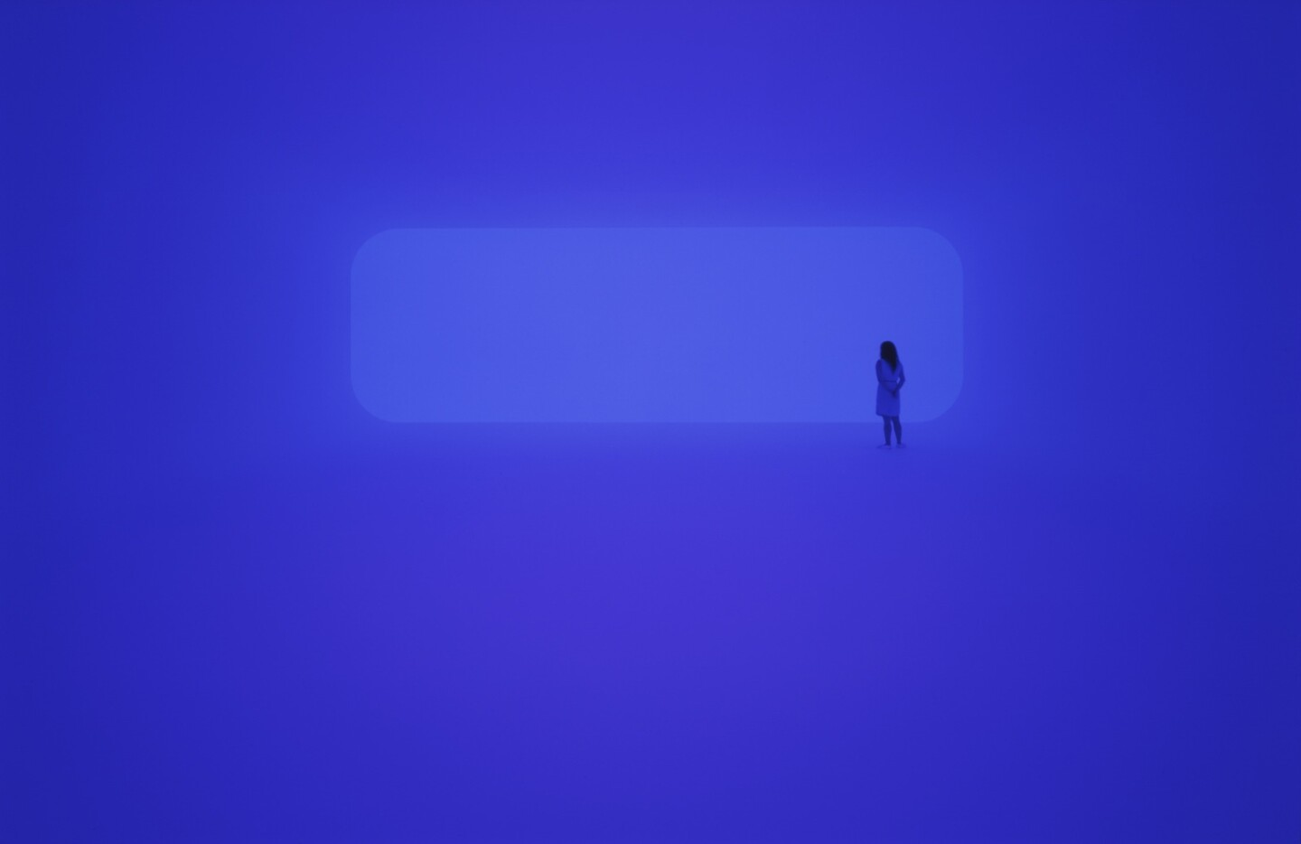 "James Turrell, ""Breathing Light,"" 2013"