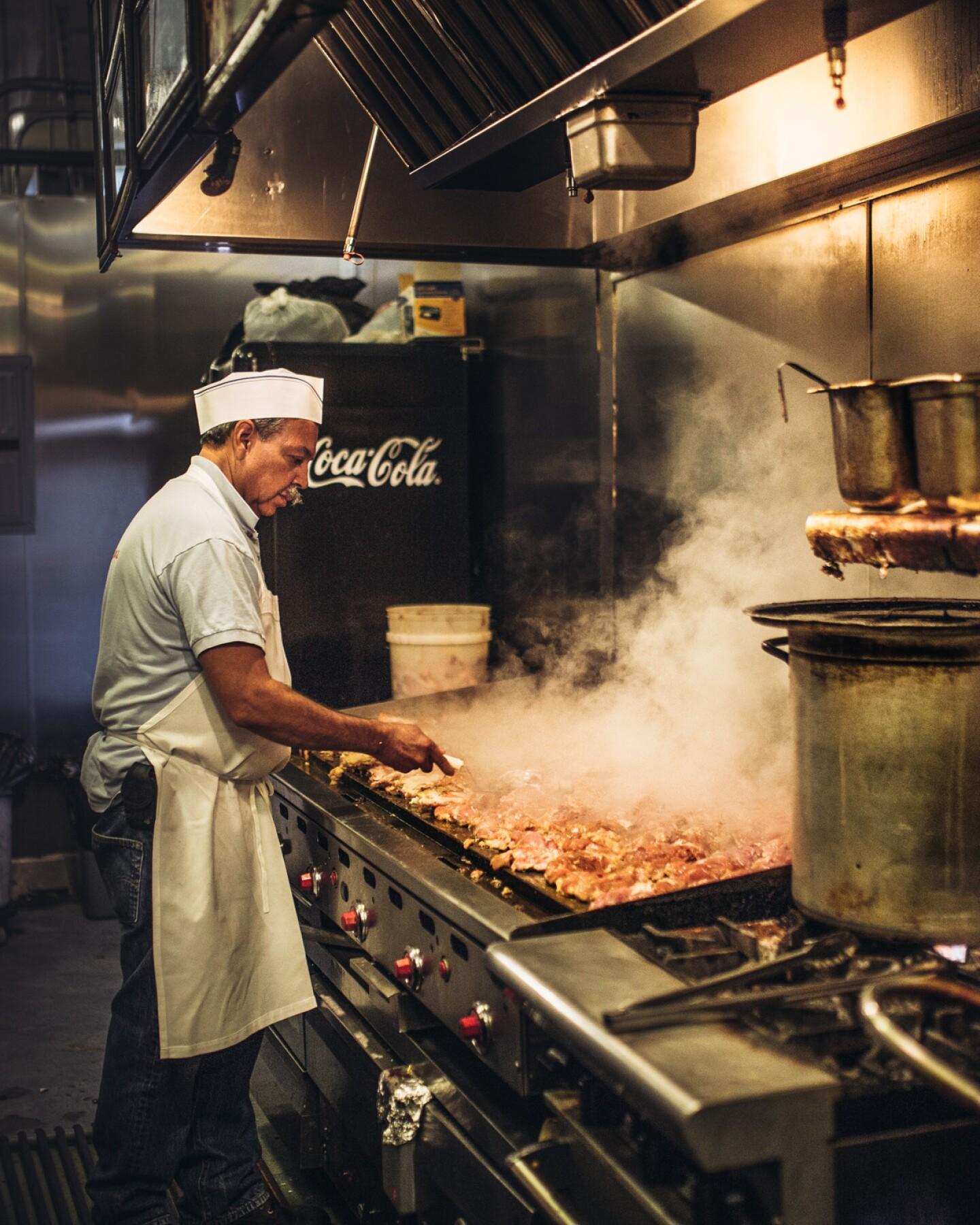 The Migrant Kitchen: Grand Central Market