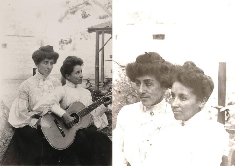 Spanish Songs of Old California - Rosa and Luisa Villa