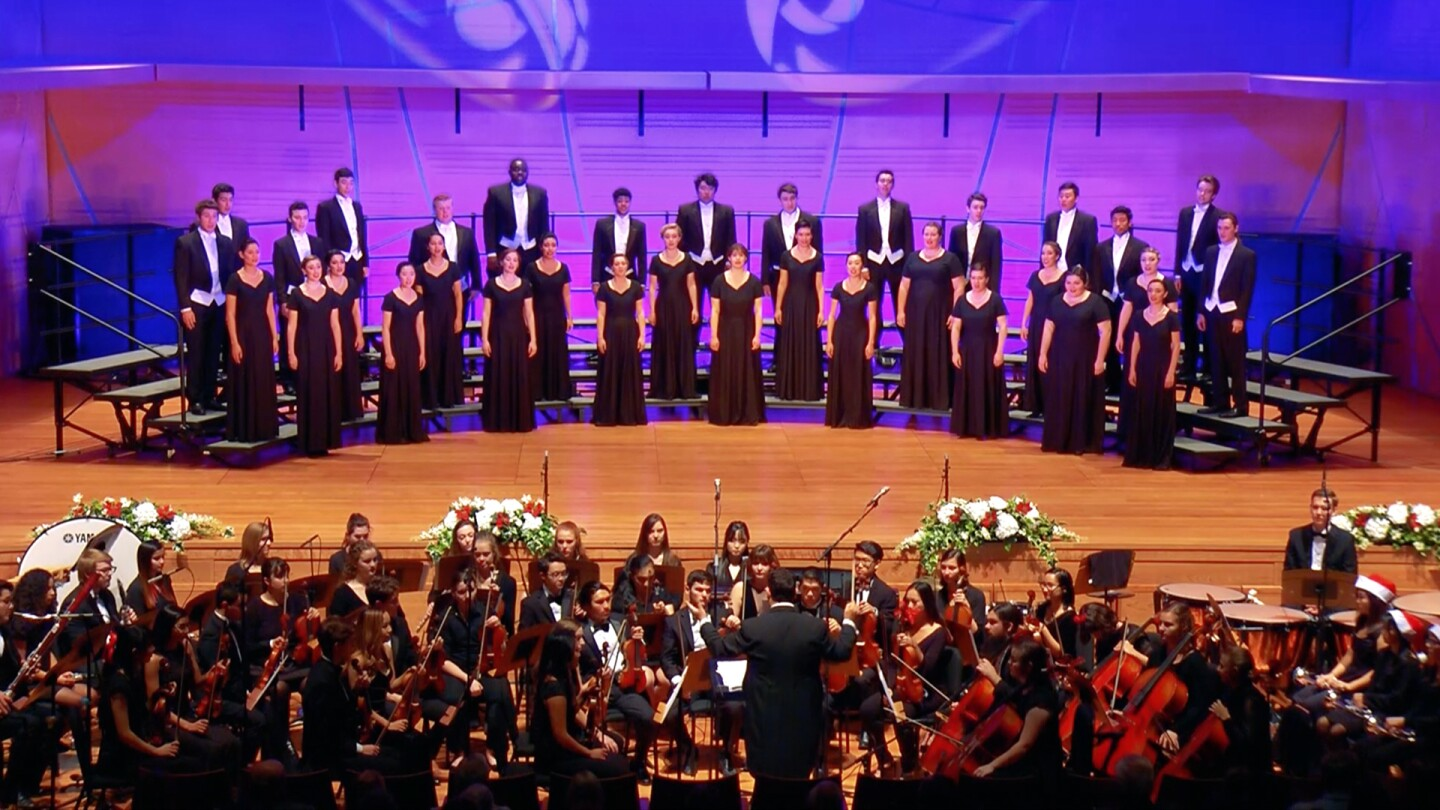 56th Annual Holiday Wassail Concert at Chapman University