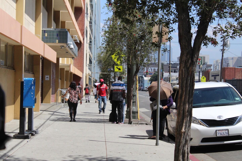 South Los Angeles Street