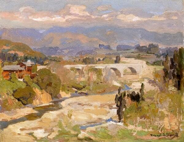''Untitled (York Boulevard Bridge)'' Franz Bischoff