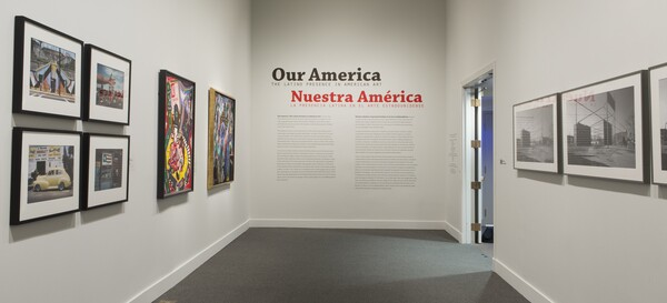 Our America I Photograph by Amy Vaughters, Smithsonian American Art Museum