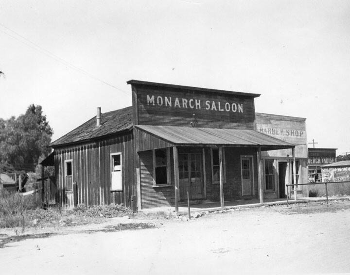 Monarch Saloon
