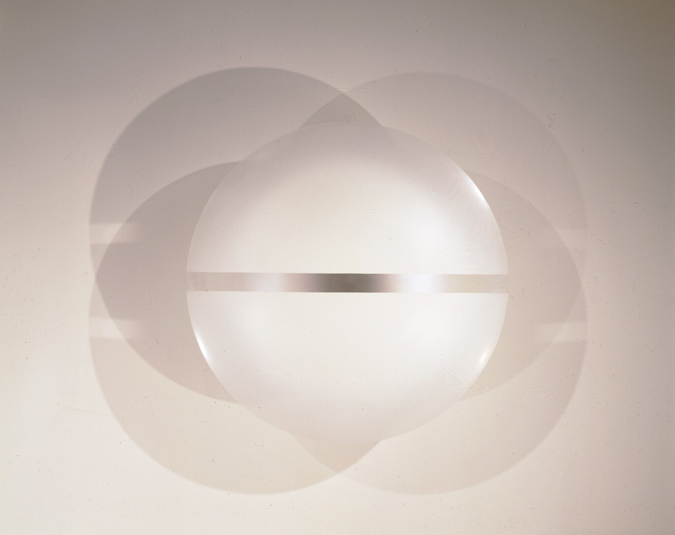 "From the OCMA collections: Robert Irwin, ""Untitled (#2220)"""