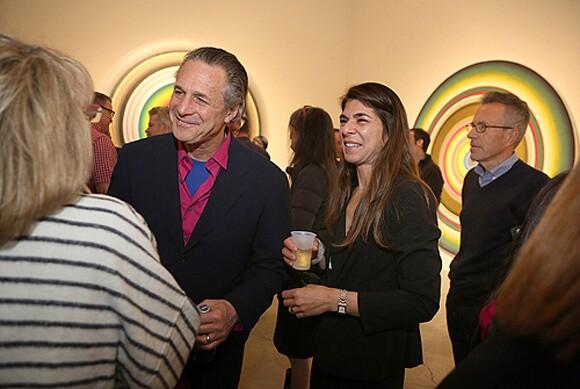 Gary Lang and Ruth Pastine