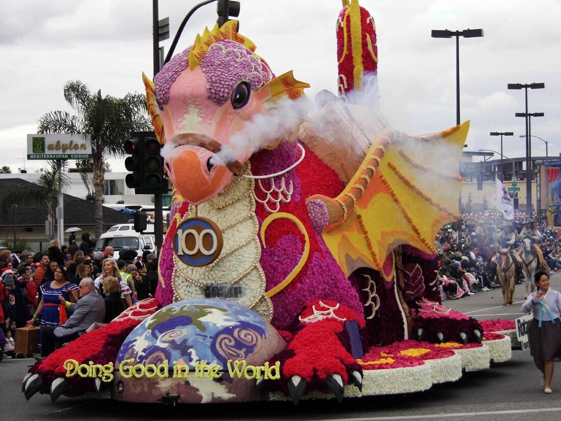 The Rose Parade (2)
