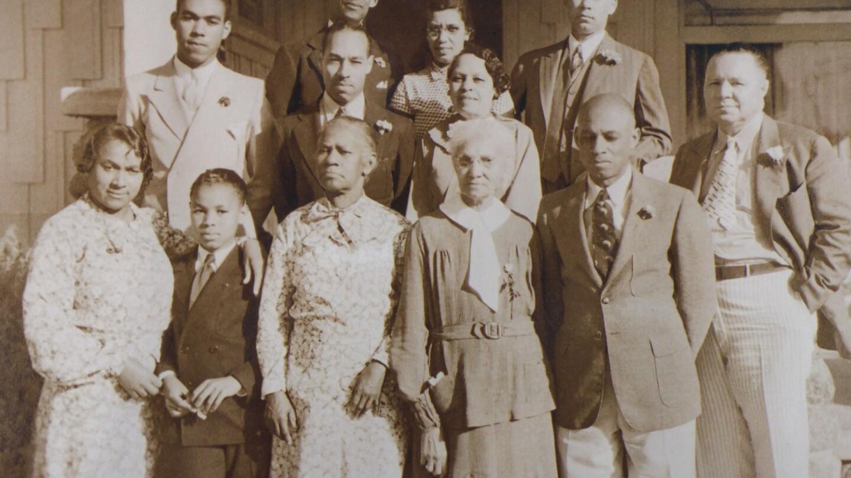 African American people of Venice of America | Still from Lost LA Season 3 Venice of America