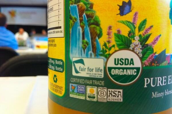 organiclabel