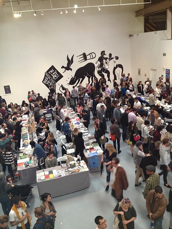L.A. Art Book Fest | Photo: Ben Lee Ritchie Handler