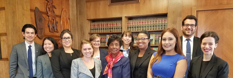 Legal Aid Foundation Fellows