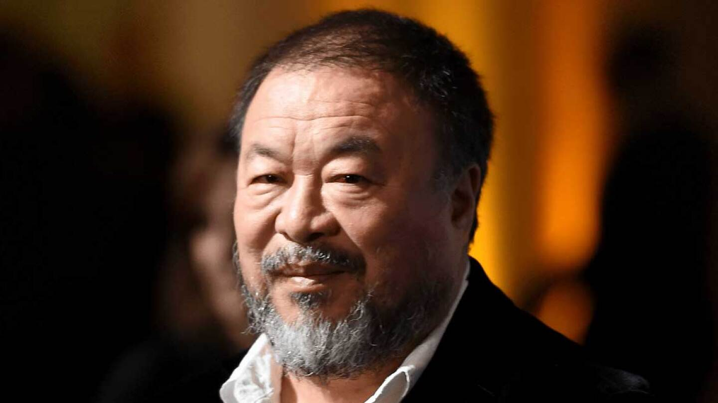 The Challengers: Ai Weiwei (primary)